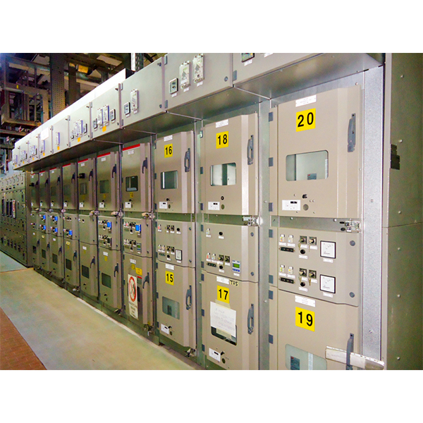 Schemi Quadri Elettrici Industriali : Cabine di trasformazione e quadri elettrici martucci impianti