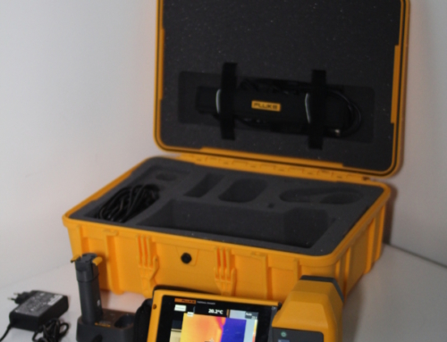 Termocamera Fluke TiX 580