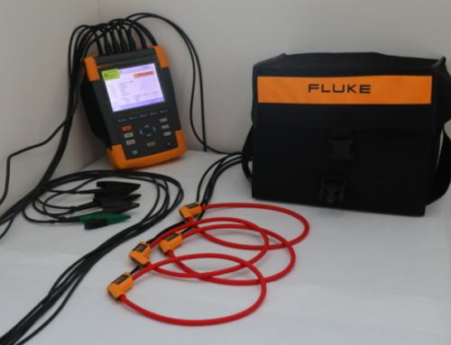 Analizzatore di rete e del consumo energetico Fluke 435-II
